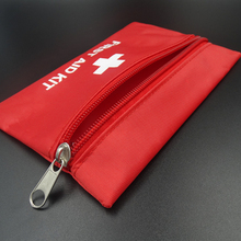 New First Aid Bag Outdoor Sports Camping Home mini Medical Emergency bag Survival First Aid Kit Bag(China)