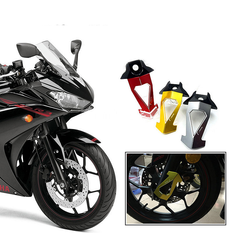 CNC Motorcycle Front Fender Right &amp; Left Protectors For Yamaha YZF R25 R3 2015-2016<br><br>Aliexpress