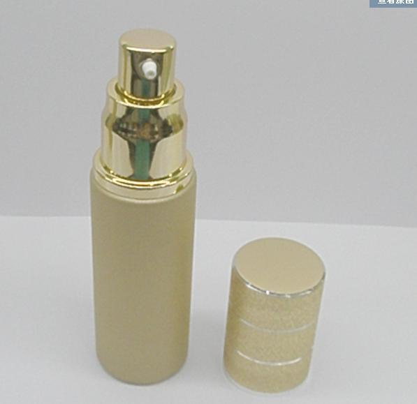 30ml 50ml golden glass cosmetics packing bottle, suit bottle,press emulsion/lotion bottle<br><br>Aliexpress