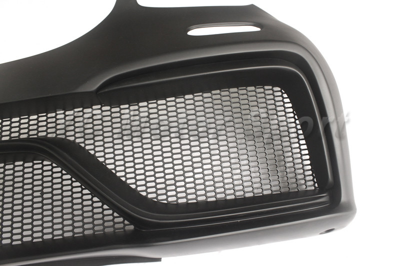 2015-2017 Smart Fortwo C453 & Forfour W453 AMG Style Front Bumper FRP (6)