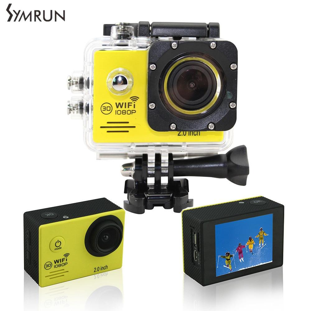 Original Symrun SJ4000 SJ4000 wifi action Camera 1080P HD SJ4000 wifi action camera DV Sj 4000 Mini Cam With  Accessory<br><br>Aliexpress