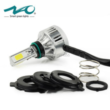 NAO 32W 3000LM Motorcycle H4 Hi/Lo LED Headlight for Yamaha Honda cafe racer HS1 H6 6500K 12V Motorbike Scooter Headlamp #M3Plus