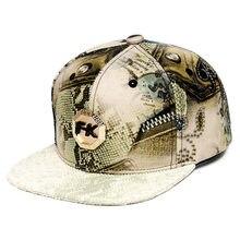 2017 Estate Unisex di Hip Hop Berretti di Cuoio Uomini Donne Universale Cappelli  Da Baseball Berretto Alla Moda Unisex Berretti 4b7ce01cdf28