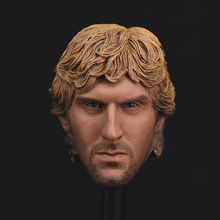 1/6 Male Head Model NBA Basketball Star Dirk Nowitzki Head Carving For 12 inches Action Figure