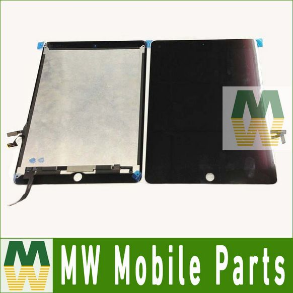 97.50 USD/PC 5PCS /Lot  LCD Display With Touch Screen Assembly For Ipad 5  Black Color Free DHL EMS<br><br>Aliexpress