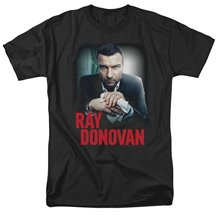 Hot New 2017 Summer Fashion T Shirt Discount 100 % Cotton  For Men's T Shirt Top Tee Clean Hands Ray Donovan T-Shirt