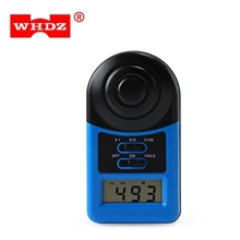 WHDZ LX1010A Digital Luxmeter Light Meter Illuminometer 0 - 50000lux Professional high precision light test tool(China)