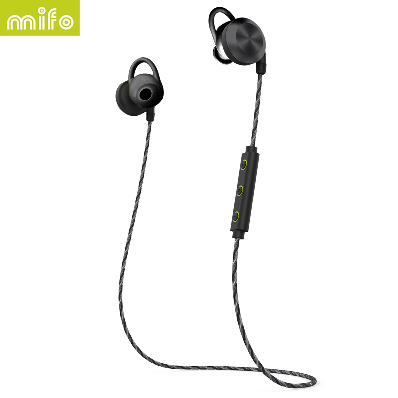 MIFO Hifi In Ear Bud Sport Mini Wireless Blutooth Headphone Bluetooth Earphone For Phone Headset In-ear Auricular Stereo Earbuds<br>