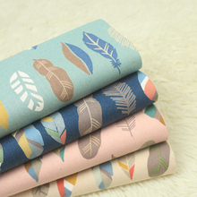 Nabi New arrival 45x110cm printed baby cotton knitted fabric DIY soft cotton baby knitted jersey fabric