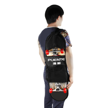 PUENTE Outdoor Water Resistant Skateboard Bag High-fiber Polyester Skateboard Scooter Carrying Bag Case 33 inches x 7.48 inches(China)
