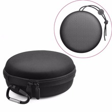 New Nylon Travel Carry Pouch Zipper Pouch Shockproof EVA Hard Portable Case Bag For B&O BeoPlay A1 Wireless Bluetooth Speaker