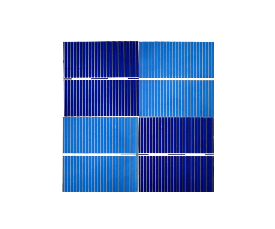 Aoshike 100pcs Polycrystalline Solar Panel 39*39mm 0.5V 0.25W Solar Battery Silicon DIY Solar Charger Battery Painel Solar 4