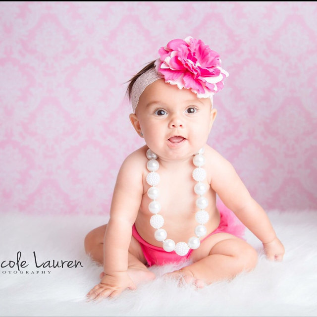 5X10ft Pink damask wall and floor Art fabric photo studio newborn Newborn Photography Backdrop XT-2341<br><br>Aliexpress