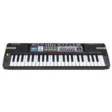 44 Keys Electronic Keyboard Piano Multifunctional Digital Musical Instrument Electric Piano Gift Educational Toys For Children