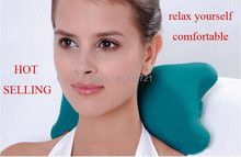 Hot-Free Shipping Brain Relaxed massage pillow/Electric massage pillow/Mini head massage pillow