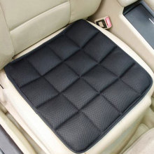 Comfortable Bamboo Charcoal Breathable Car Seat Office Chair Cushion Pad Mat(China)