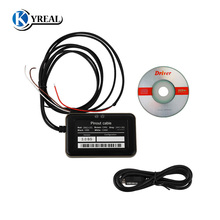 Diagnostic Tool 8 in 1 Truck Adblueobd2 Emulator with Nox Sensor for Mercedes /MAN /Scania /Iveco /DAF Volvo /Renault / Ford(China)