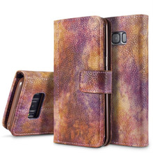 2017 Hot Sale Hillsionly New fashion cool Flip Magnetic Card Wallet Leather Case Stand Cover For Samsung Note 8(China)