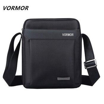 Vormor bolsa de los hombres 2017 mens de la manera bolsos de hombro, alta calidad oxford casual de negocios bolsa de mensajero de los hombres bolsas de viaje