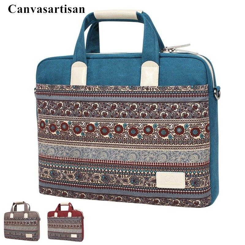 New Brand Bohemia Messenger Bag, Handbag Case For Laptop Bag 13,14,15 inch, 15.6, Bag For MacBook Air Pro,Free Shipping MB05<br><br>Aliexpress