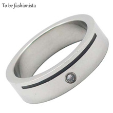 Brand new 316L stainless steel rings for women jewelry FREE SHIPPING overstock jewelry(China)