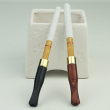 Ebony Wood Pipes Popeye Portable Creative Filter Smoking Pipe Herb Tobacco Pipe Narguile Weed Grinder Smoke Cigarette Holder