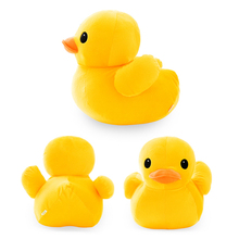 "1pcs 20cm 7.9"" Big Yellow Duck Stuffed Animals Plush Toy,Cute Big Yellow Duck plush toys For Birthday gift(China)"