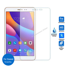 For Huawei Mediapad T2 8.0 Pro Tempered Glass Screen Protector 9h Safety Protective Film on Mdeia pad T 2 8