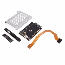 1 Sets E3 Nor Flasher Host Paperback Edition Downgrade Tool 16M Memory Board Console Paperback DIY Tool Kit For PS3