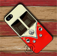 VW Mini Bus Volkswagen Bus case for iphone X 4s 5s SE 5c 6 6s 7 8 Plus Samsung s3 s4 s5 mini s6 s7 s8 edge plus Note 3 4 8(China)