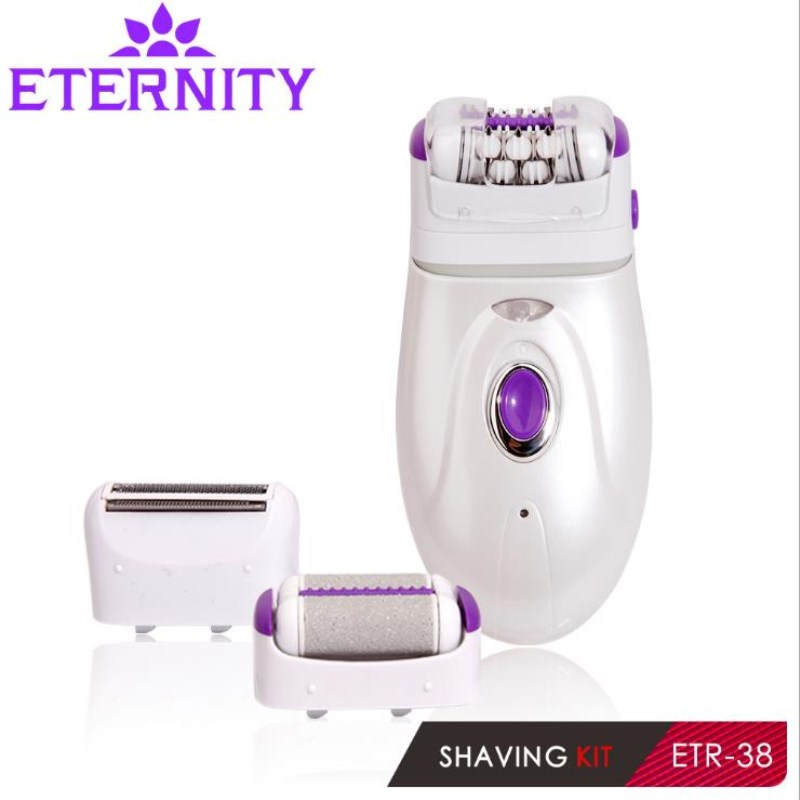 3 in 1 Portable Epilator Ladies Special Epilator Shaving Armpit Private Body Hair Removal Female Personal Care Machine Tools<br>