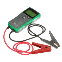 ABS 12V Digital Automotive Car Battery Load Tester Analyzer CCA Durable Quality Battery Testers range 1001700(China)