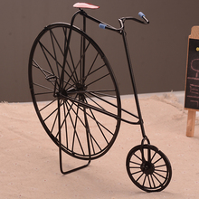 Classic Ironwork Bicycle Collections Showcase Craftwork Handmade Retro Bike Models