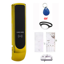 Smart Lock Electronic Cabinet Locker Digital EM Card Key for Home For Swimming Sauna Pool Gym CL16004(China)