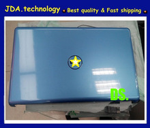 New/orig back Shell A cover For Dell Inspiron 1564 15.6'' laptop LCD Back cover blue 2T3CD 02T3CD