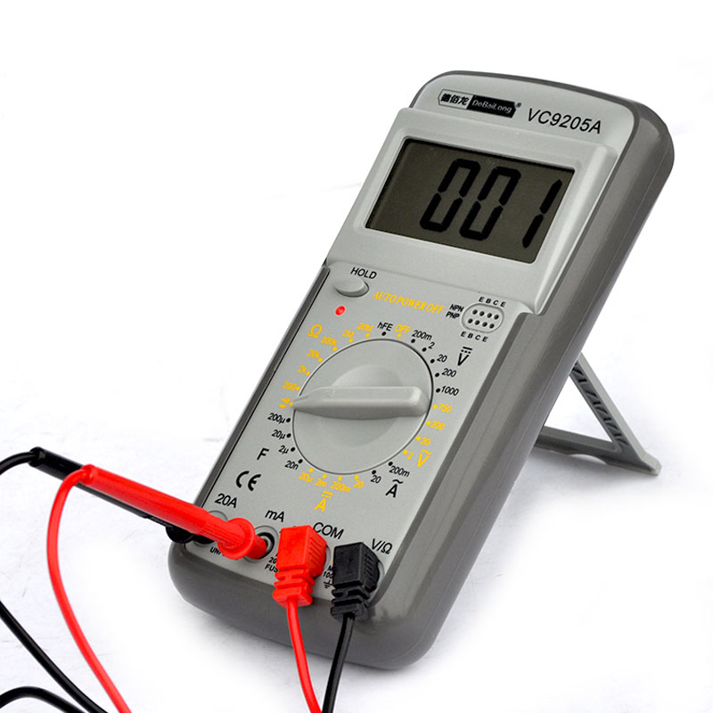 High precision Auto range digital Multimeter buzzing/burning function VC0295A AC/DC Voltmeter Electrical Tester Meter<br><br>Aliexpress