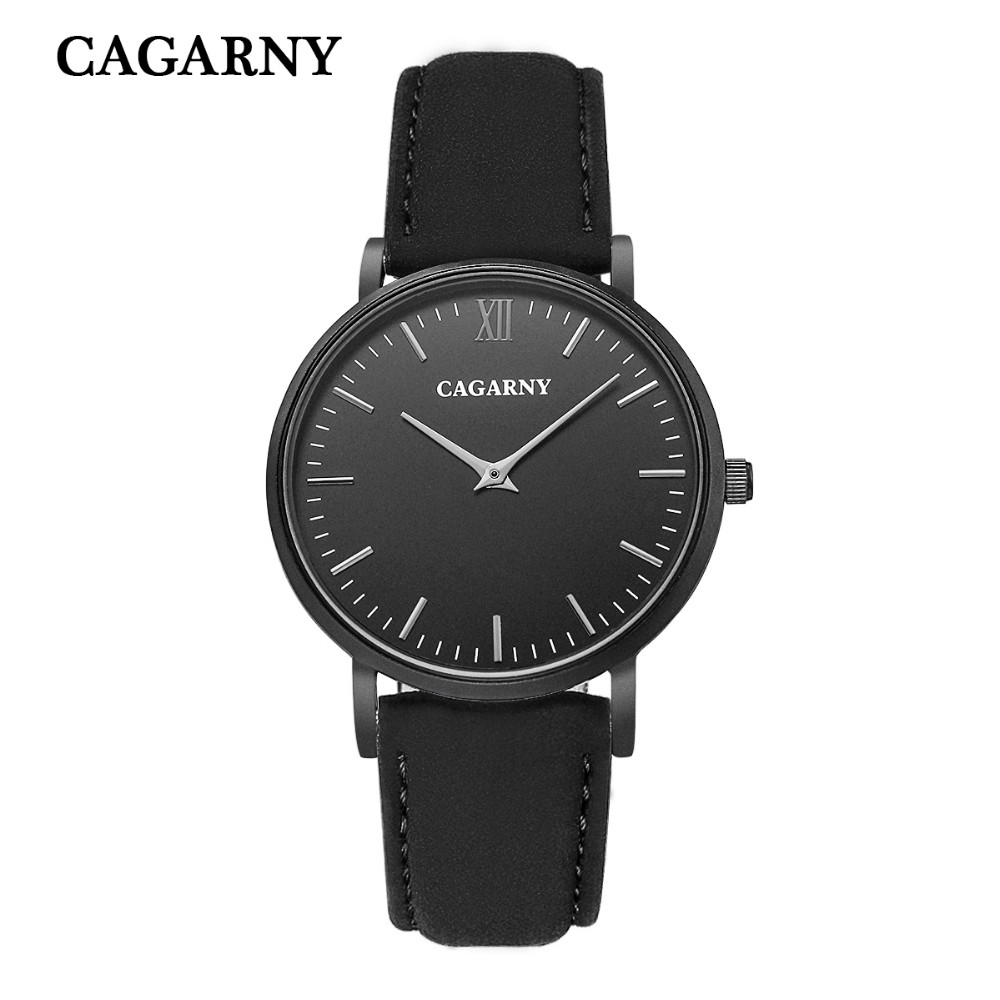 Mens quartz watch new fashion leather dress watches 40MM vintage classic male black clock ultrathin dial montre homme<br><br>Aliexpress