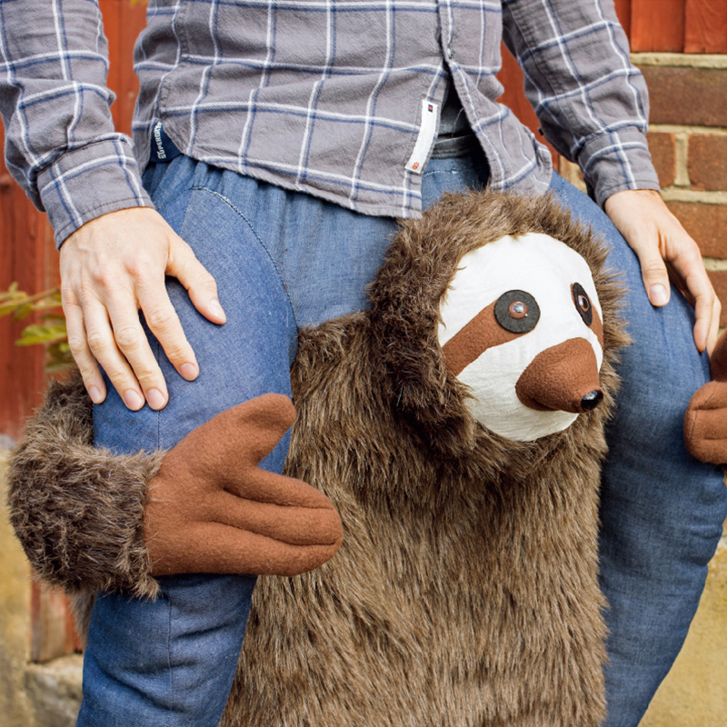 Sloth-Pants-Party-Dress-Up-Ride-On-Me-Cosplay-Costumes-Carry-Back-Novelty-Toys-Halloween-Oktoberfest (2)