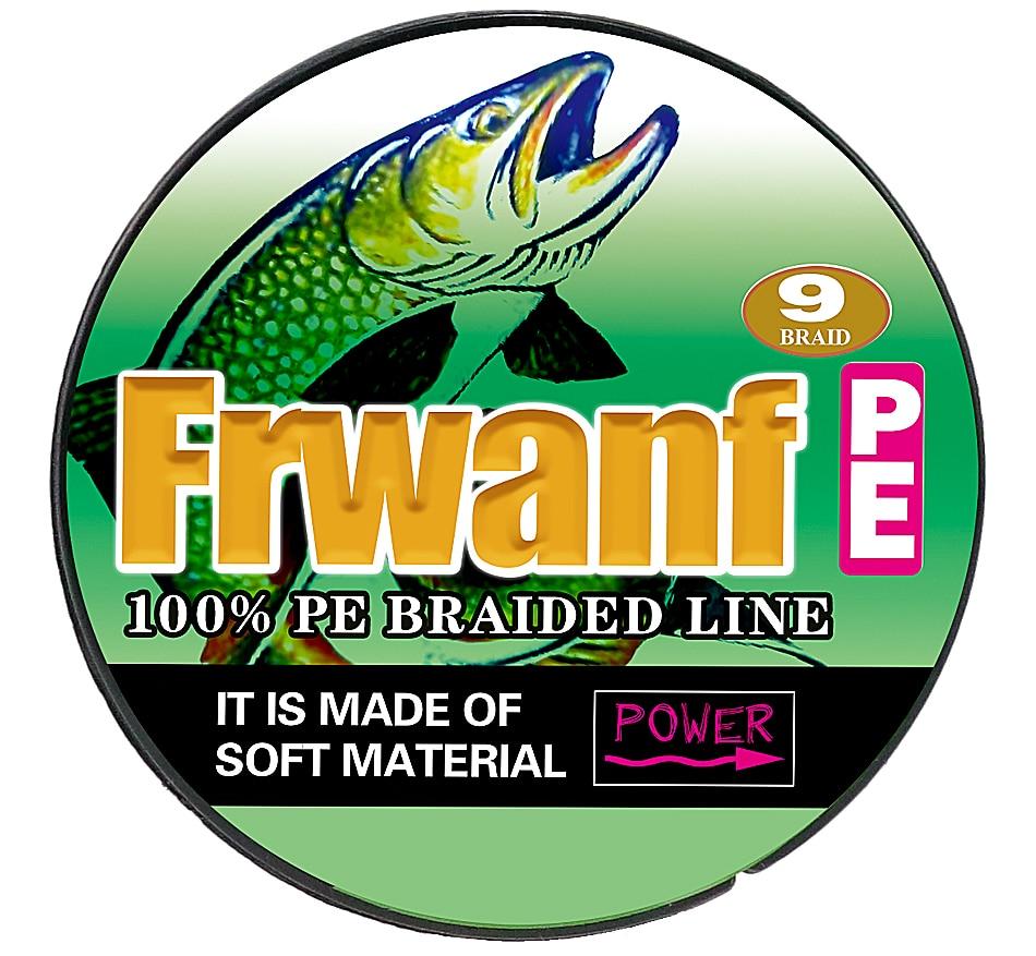 16 STRANDS BRAIDED FISHING LINE 500M (10)