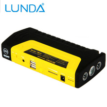 LUNDA High capacity car charger pack vehicle jump auto starter multi function auto start emergency power supply(China)