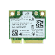 Brand new for Intel 7260 Intel7260 7260AC 7260HMW 2.4&5G 867M Bluetooth 4.0 Mini PCIe WiFi Wireless Network Card(China)