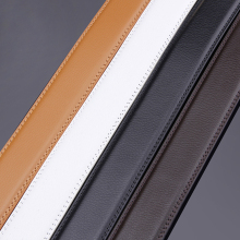 [BATOORAP] High Quality Men Belt Real Leather Belts Luxury Brand Designer Belts Black/Brown