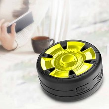 Wireless Mini Bluetooth Speaker Support TF USB Portable Music Sound Box Subwoofer Loudspeakers Tyre Shape(China)