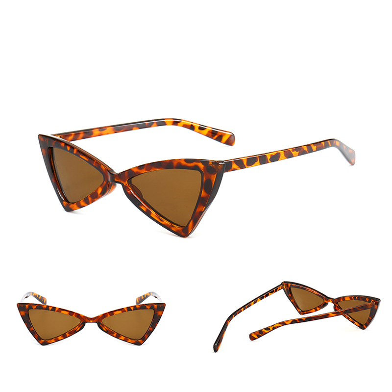 red triangle sunglasses women cat eye 0343 details (8)