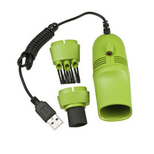 1pc Computer Keyboard Vacuum Cleaner USB Vacuum Cleaner Mini Cleaner Clean Computer