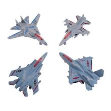 Buy 4pcs/Set Alloy Mini Plane Model Toy Simulation Pull Back Aircraft Toys Kids Children Gift for $6.88 in AliExpress store
