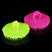 Shampoo Washing Pet Hair Massage Brush Massager Comb Scalp Shower Body Random Color Hot Selling