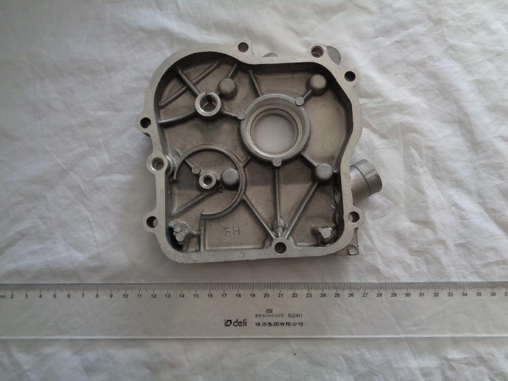 152F Generator Crank Case Cover Assembly,154F Crank Case Cover Assembly,1KW 1.5KW Generator Crank Case Cover,152F Generator Part<br>