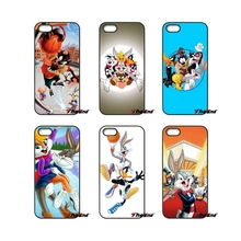 For Huawei Ascend P6 P7 P8 P9 P10 Lite Plus 2017 Honor 5C 6 4X 5X Mate 8 7 9 Cute Fashion Bug Bunny Tweety Bird Loony Tunes Case(China)