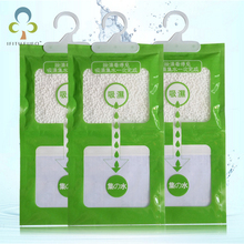 Household Cleaning Tools,Chemicals Be hanging wardrobe closet bathroom,moisture absorbent dehumidizer desiccant Dry bag GYH